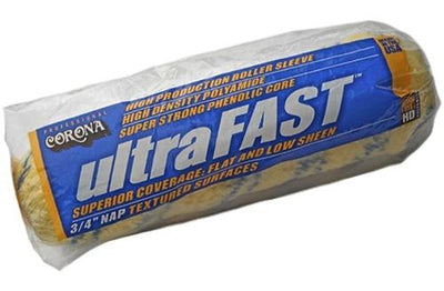 "9"" Corona Ultra Fast Roller, available at Creative Paint in San Francisco, South Bay & East Bay."