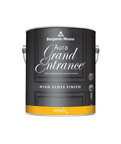 Benjamin Moore Aura Grand Entrance High Gloss available at Creative Paint in San Francisco, South Bay & East Bay.
