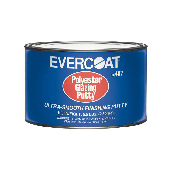 Evercoat Polyester Glazing Putty, available at Creative Paint in San Francisco, South Bay & East Bay.