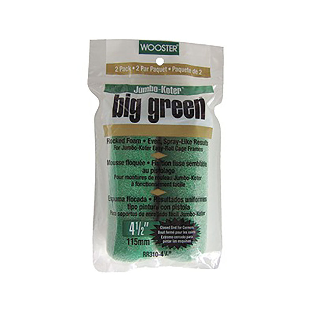 Jumbo Koter Big Green Rollers (2 Pack)