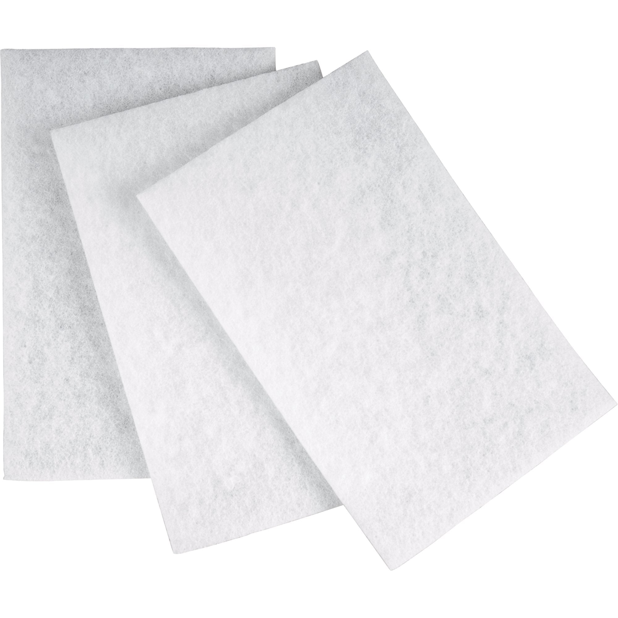 Norton White Non-Abrasive Pad, available at Creative Paint in San Francisco, South Bay & East Bay.