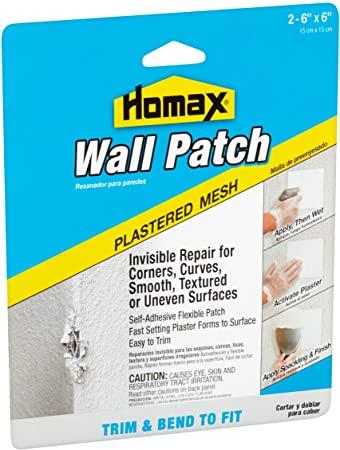 Galvanized self-adhesive wall patch, available at Creative Paint in San Francisco, South Bay & East Bay.
