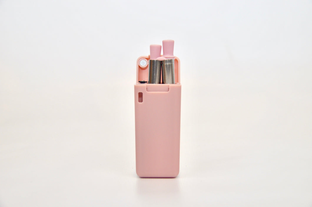 1 Collapsable Straw - Pink