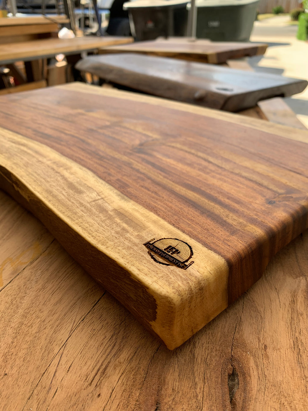 Indian Rosewood Cutting Board