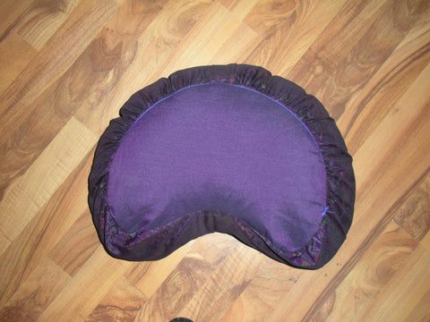Meditation Pillow-Cresent Shape