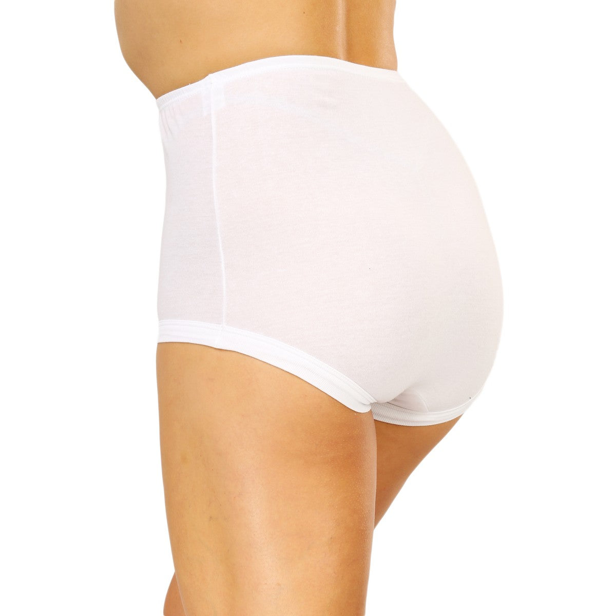 Cottontails Lycra Full Brief - Studio Europe