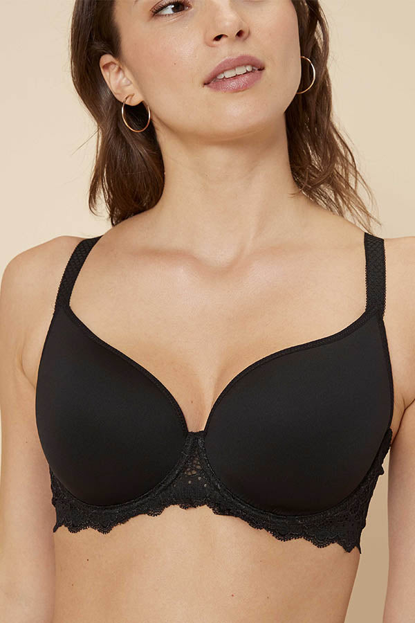 Caresse 3D Plunge Bra - Studio Europe