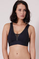 Harmony Wire Free Crop Top - Studio Europe
