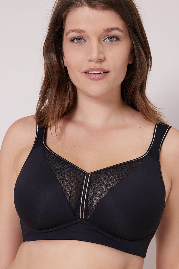 Harmony Underwire Sports Bra - Studio Europe