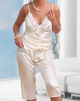 Bianka Satin Pyjama by Obsession Loungewear- Studio Europe