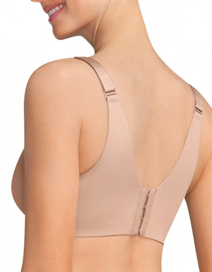 Magdalena Back Wing Soft Bra - Nude - Studio Europe