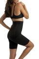 High Waist Thigh Slimmer with Wonder Edge - Studio Europe