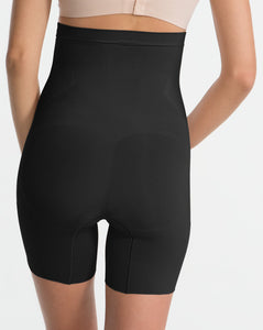 OnCore High-Waisted Mid Thigh Brief by Spanx Shapewear- Studio Europe