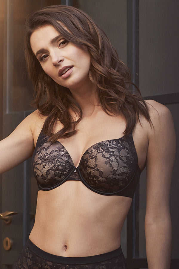 Lace Perfection T-Shirt Bra - Studio Europe