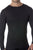 Pure Wool Long Sleeve Crew Neck Thermal