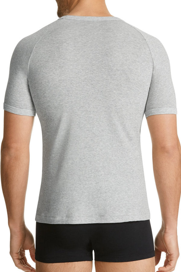 V Neck Raglan T shirt
