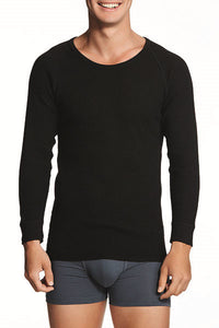Aircel Thermal Long Sleeve Tee by Holeproof- Studio Europe
