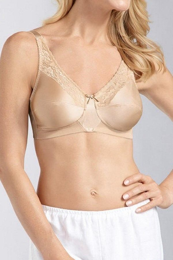 Nancy Soft Cup Bra - Light Nude - Studio Europe