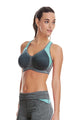 Sonic Underwire Moulded Sports Bra - Studio Europe