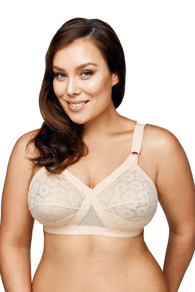 a5cbe9e03b253 Cross Your Heart Wirefree Bra by Playtex- Studio Europe