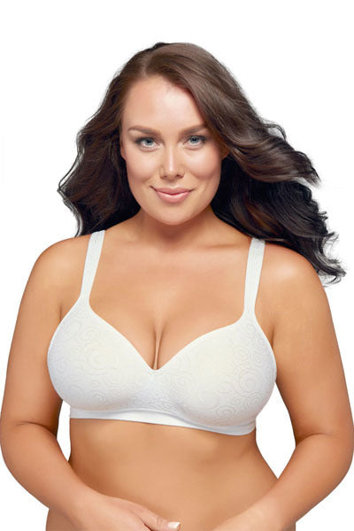 Comfort Revolution Swirl Wirefree Bra - Studio Europe