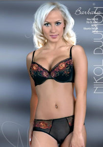 Barbara Push Up Bra by Nikol Djumon Lingerie- Studio Europe