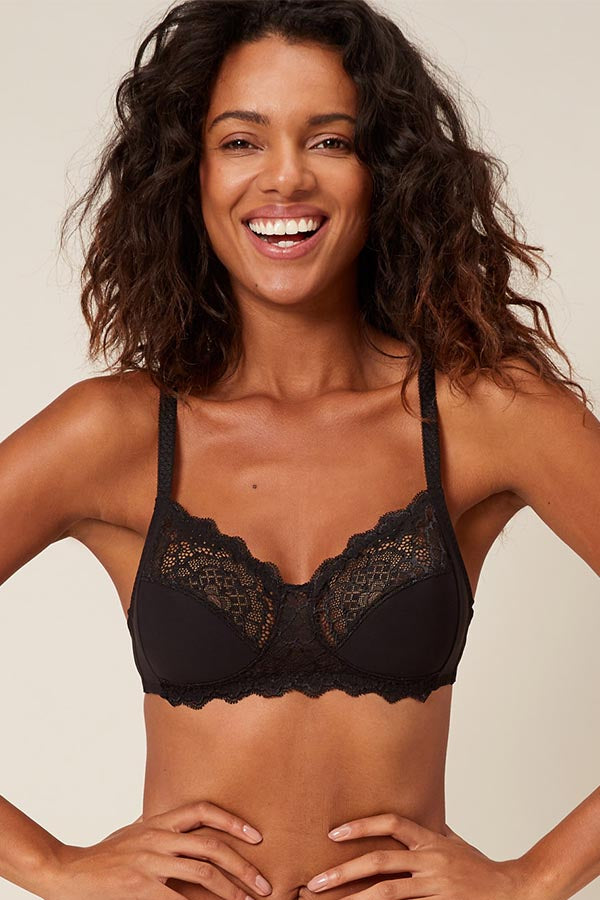 Caresse Soft Cup Bra - Studio Europe