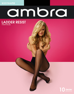 3 Pk Ladder Resist Bodyshaper Pantyhose - Studio Europe