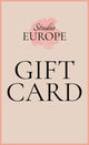 Gift Card by Studio Europe- Studio Europe