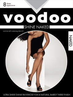 Shine Naked Pantyhose - Studio Europe