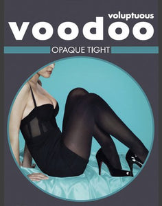 Voluptuous 80 Denier Opaque Tight - Studio Europe