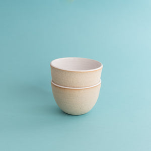 Set of Breakfast Bowls - Sand