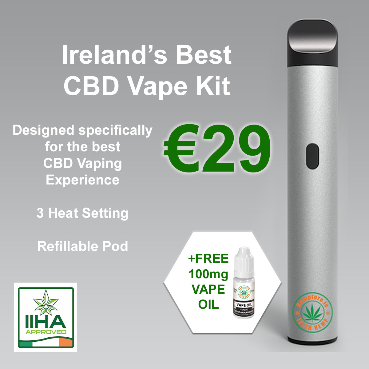 CBD Vape Kit Review Video