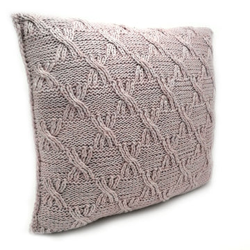 Peachy Plum Pillow