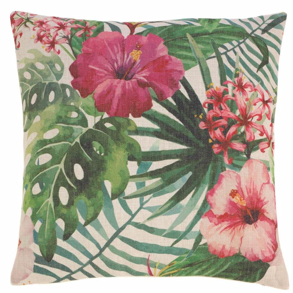 Hawaiian Botanical Pillow