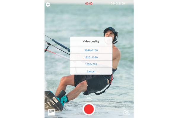 BbCAM App for Vloggers and Videographers