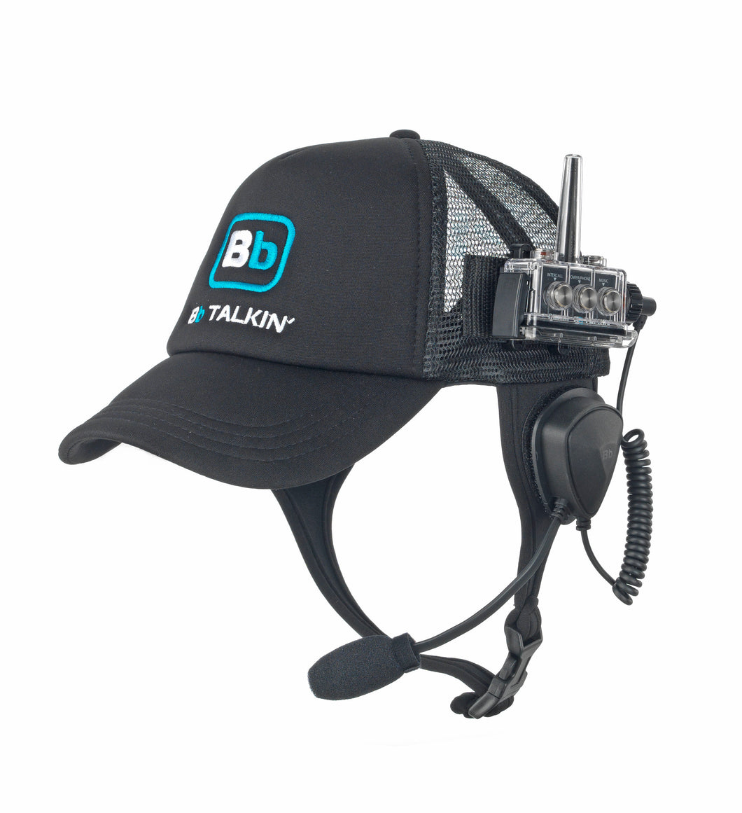 B01CR: Surf Cap Headset