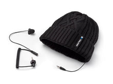 Load image into Gallery viewer, B05: Snow Audio Beanie with Mic