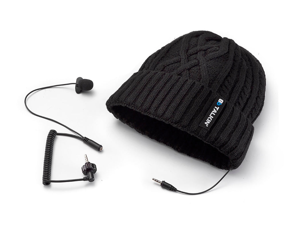 B05: Snow Audio Beanie with Mic