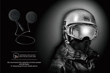 Load image into Gallery viewer, BR01: Premium Snow Helmet Speakers