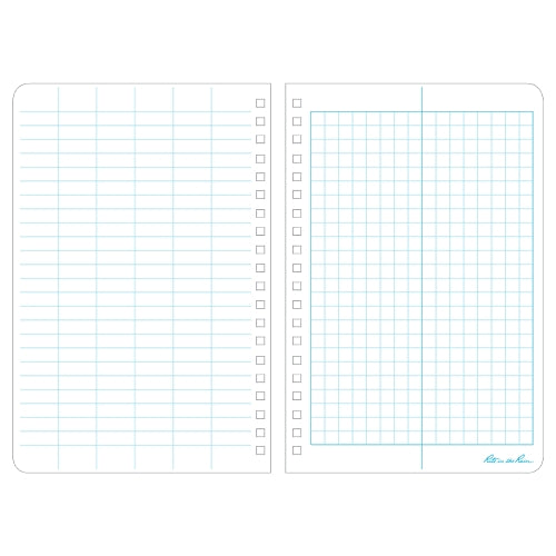RITE IN THE RAIN Side Spiral Field Notebook