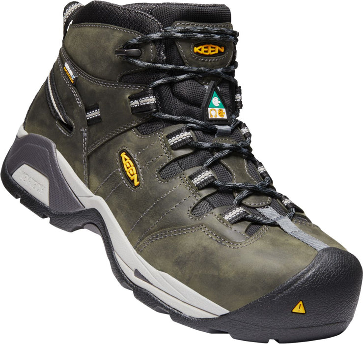 "Keen 6"" Oshawa CF WP Work Boot Now In Oil and Slip Resistant Outsoles"