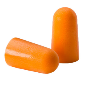 3M Foam Disposable Ear Plugs