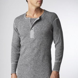 STANFIELD Heavy Weight Wool Henley