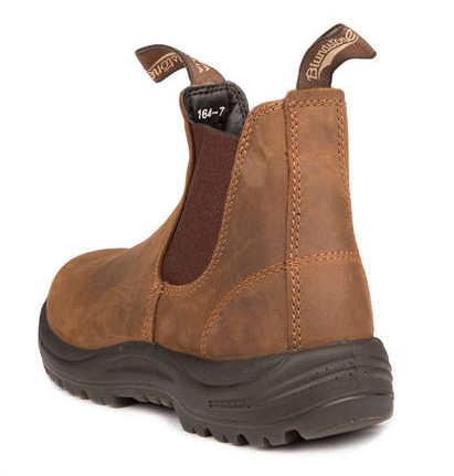 BLUNDSTONE 164 - Greenpatch CSA Crazy Horse