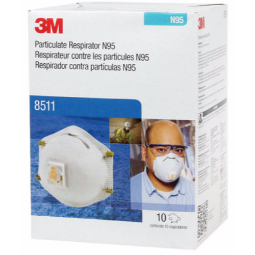 3M Disposable Particle Respirator