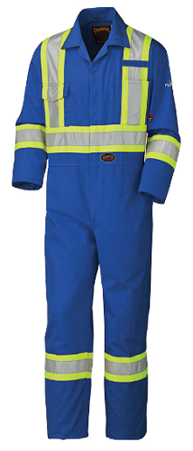 PIONEER FR Safety Coverall w/Tall Features