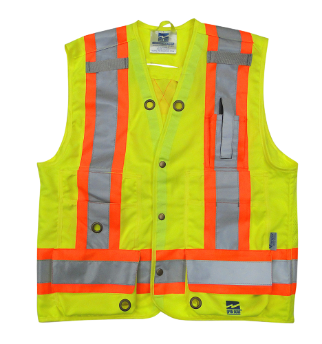VIKING 6165G Open Road Surveyor Vest