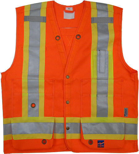 VIKING 6165O Open Road Surveyor Vest