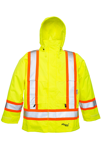 VIKING JOURNEYMAN Hi-Viz Safety Jacket